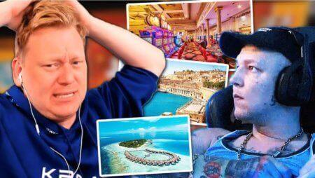 MontanaBlack auf Malta: So viel verzockte der Streamer im Casino