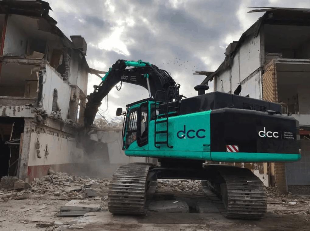 De voordelen van asbest laten verwijderen door DCC
