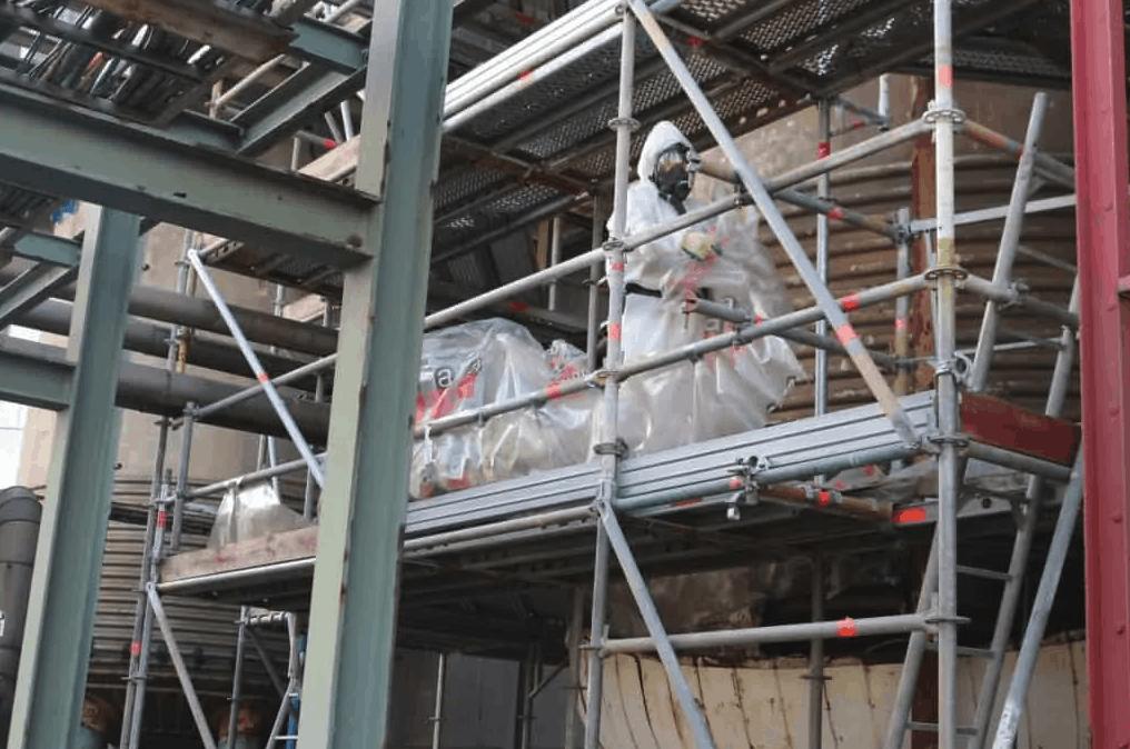 Subsidie voor het verwijderen van asbest