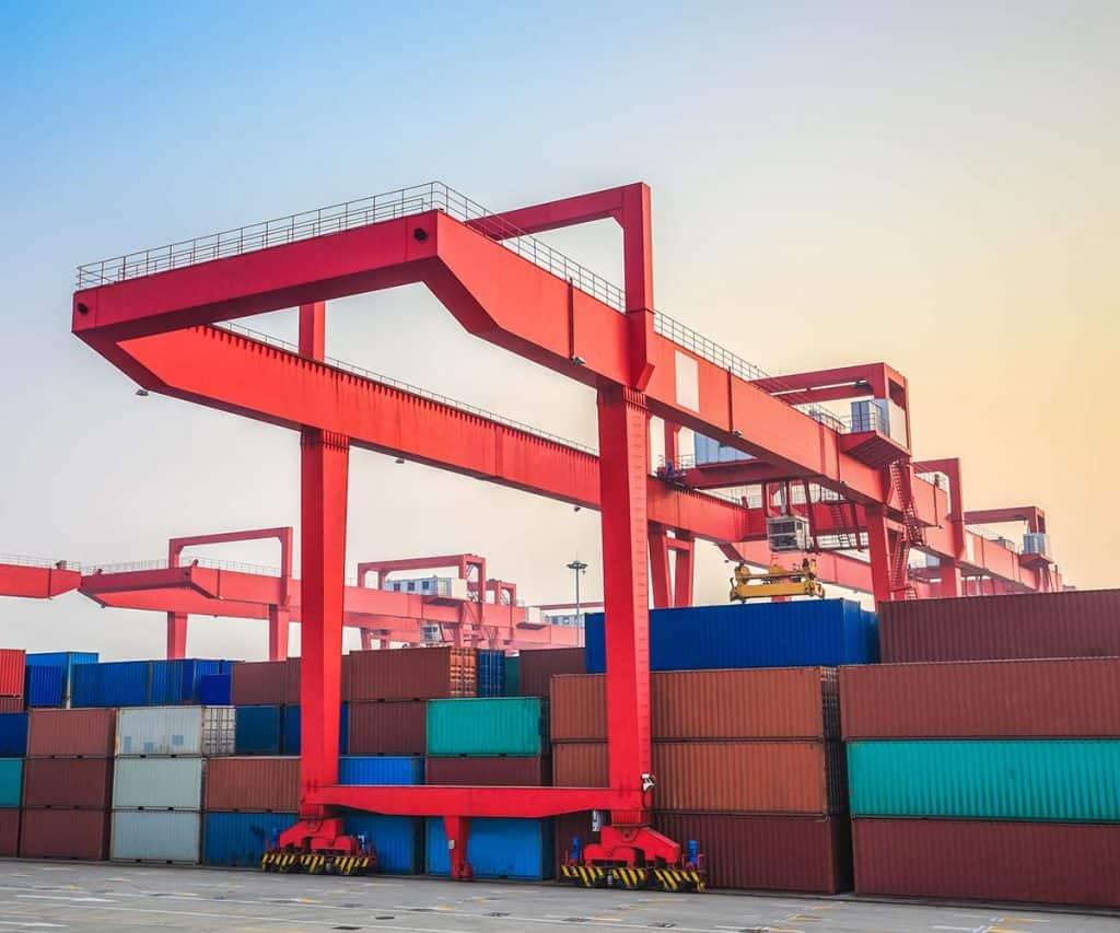 Sloopwerken Container Terminal