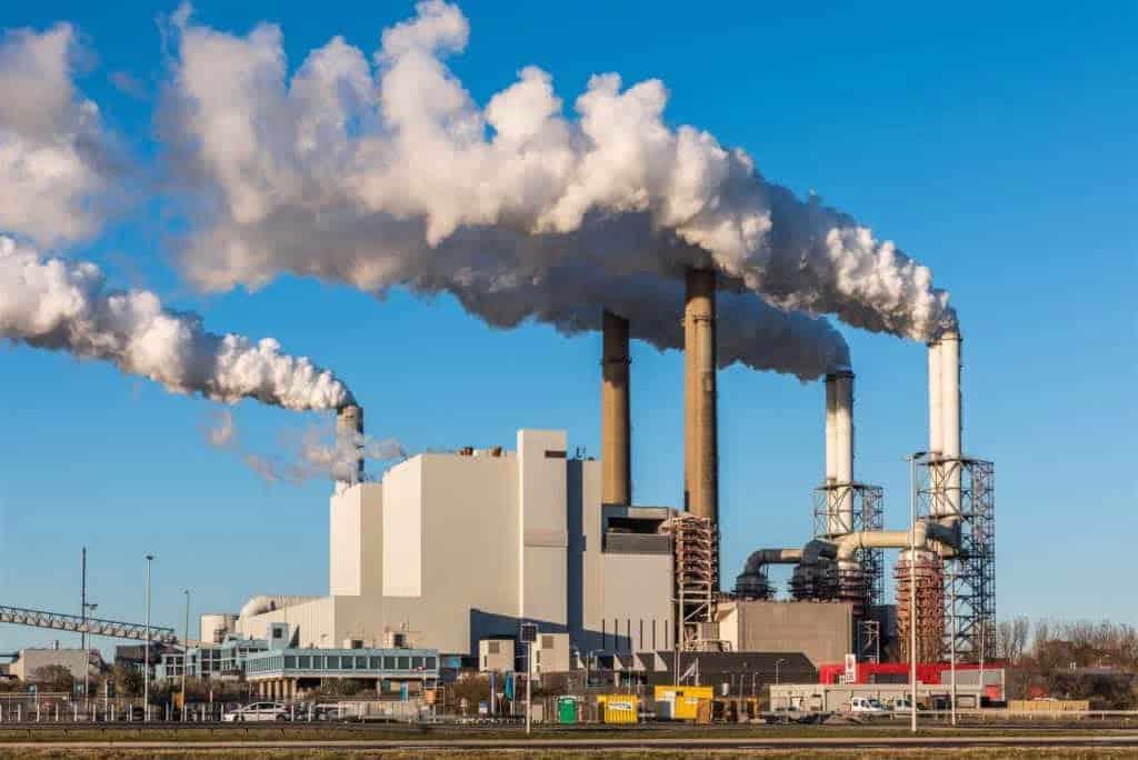 Sloopwerken in de sector energie