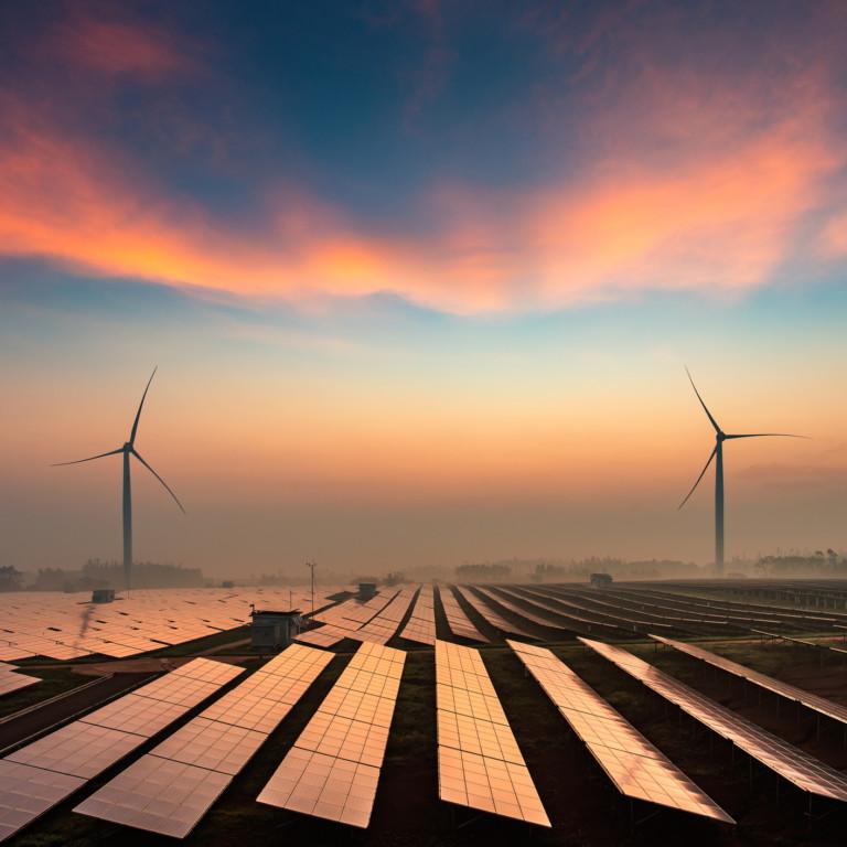 EV charging renewable energy