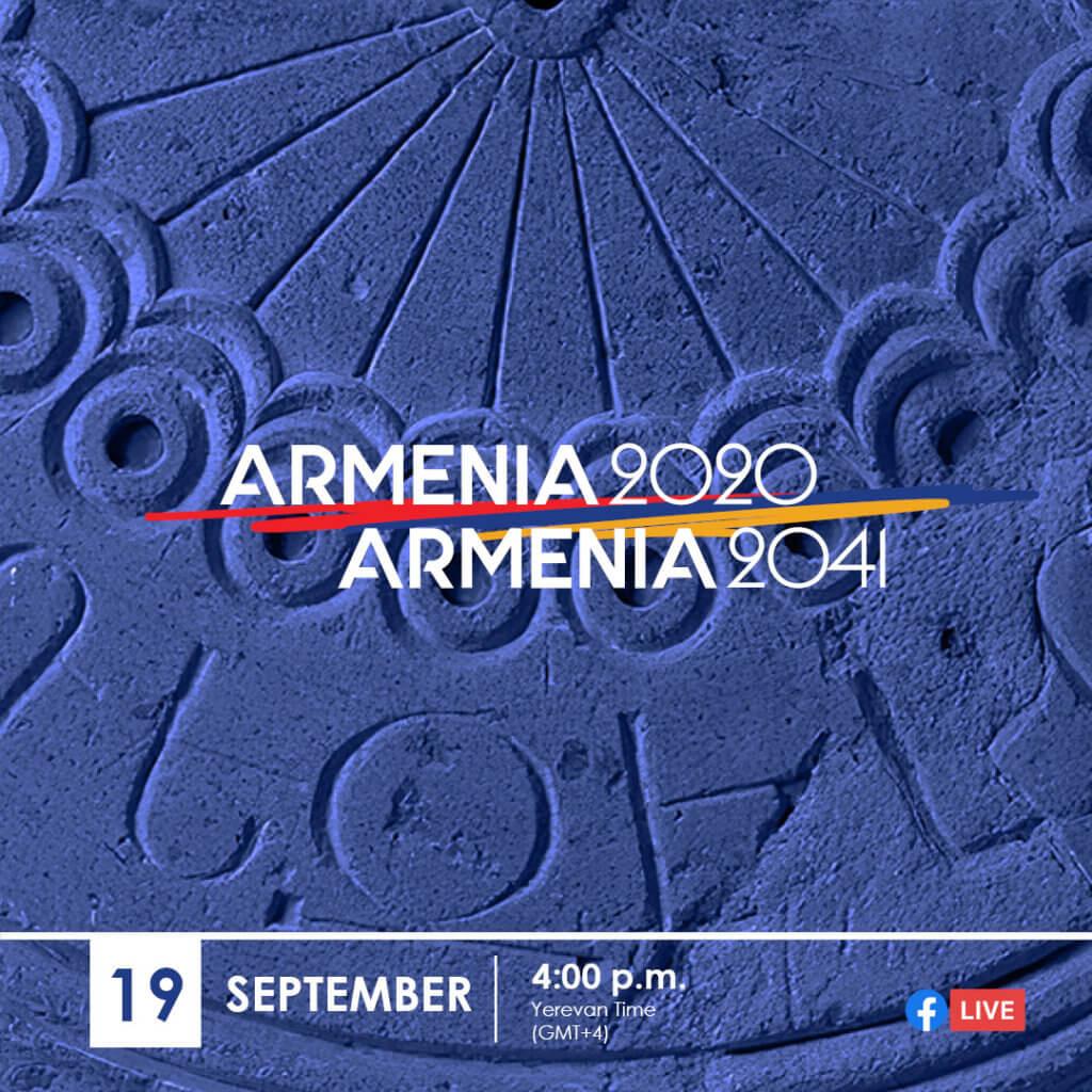 From Armenia 2020 to Armenia 2041