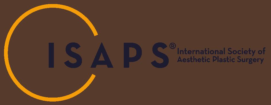 International Society of Aesthetic Plastic Surgery ISAPS logo