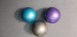 Jonglieren mit 3 Bällen