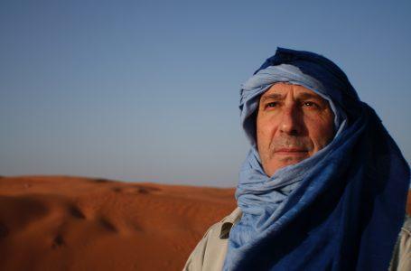 """PACO LOPEZ SEIVANE: """"Lo más importante es no tener miedo. Un viajero con miedo es un turista disfrazado"""""""