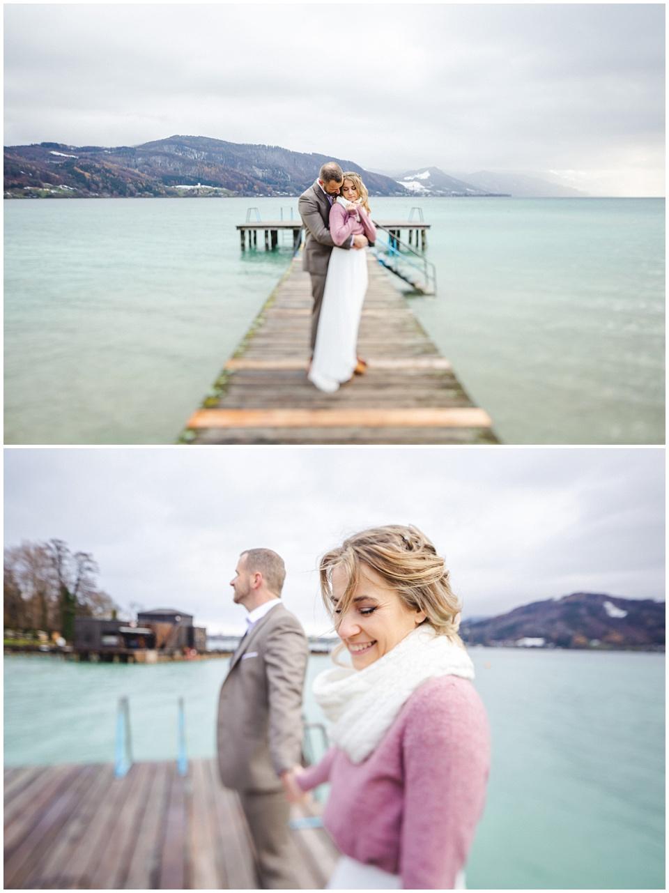 Hochzeitsfotograf Attersee