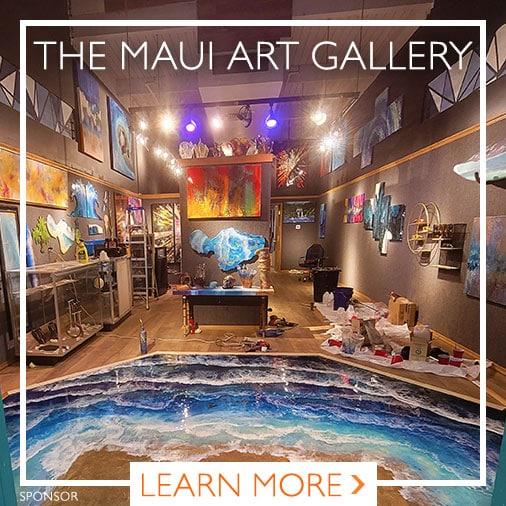The Maui art Gallery