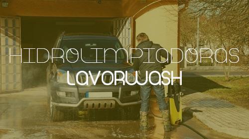 Hidrolimpiadoras Lavorwash