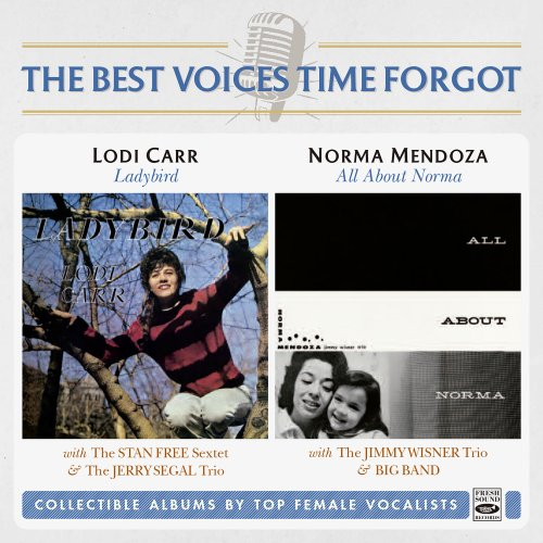 Lodi Carr - The Best Voices Time Forgot- Ladybird - All About Norma (2021)