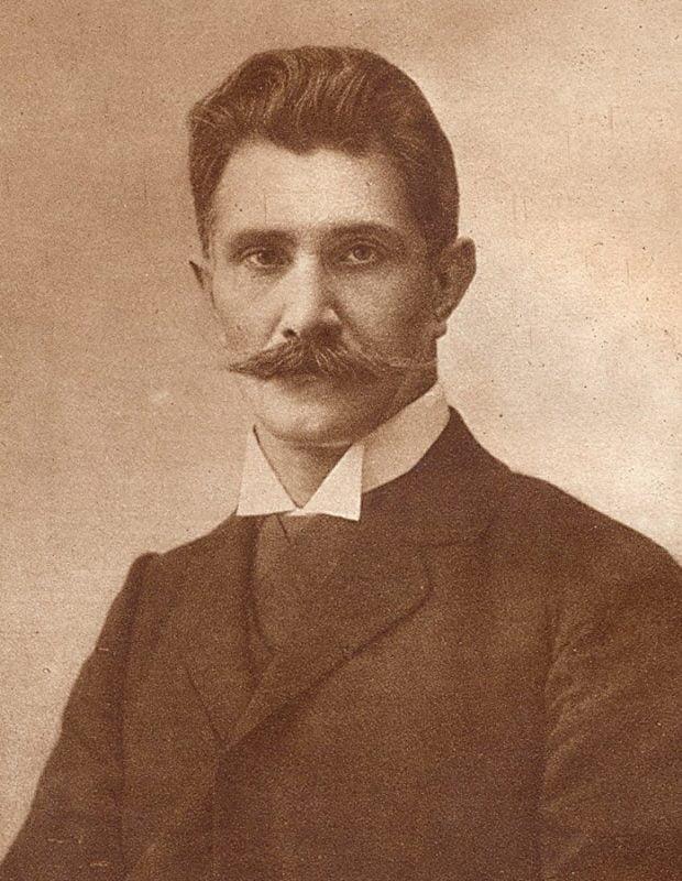 Urodził się Ignacy Daszyński, polski polityk socjalistyczny.