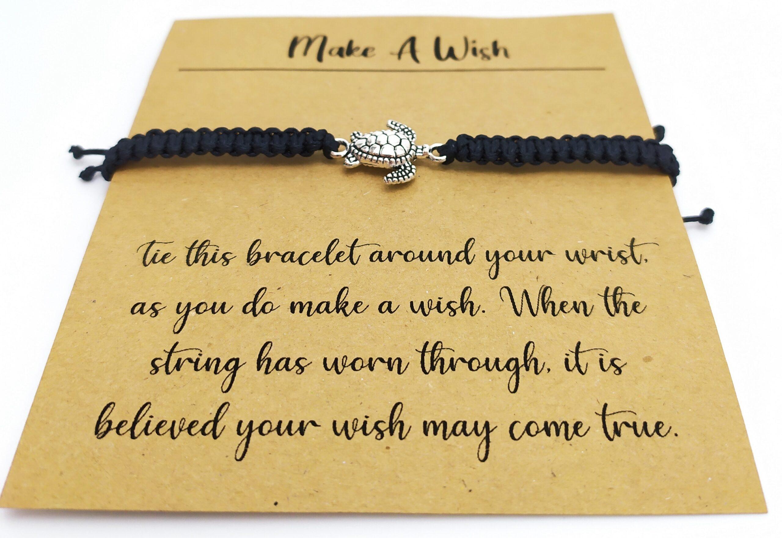By Hayley Turtle Bracelet