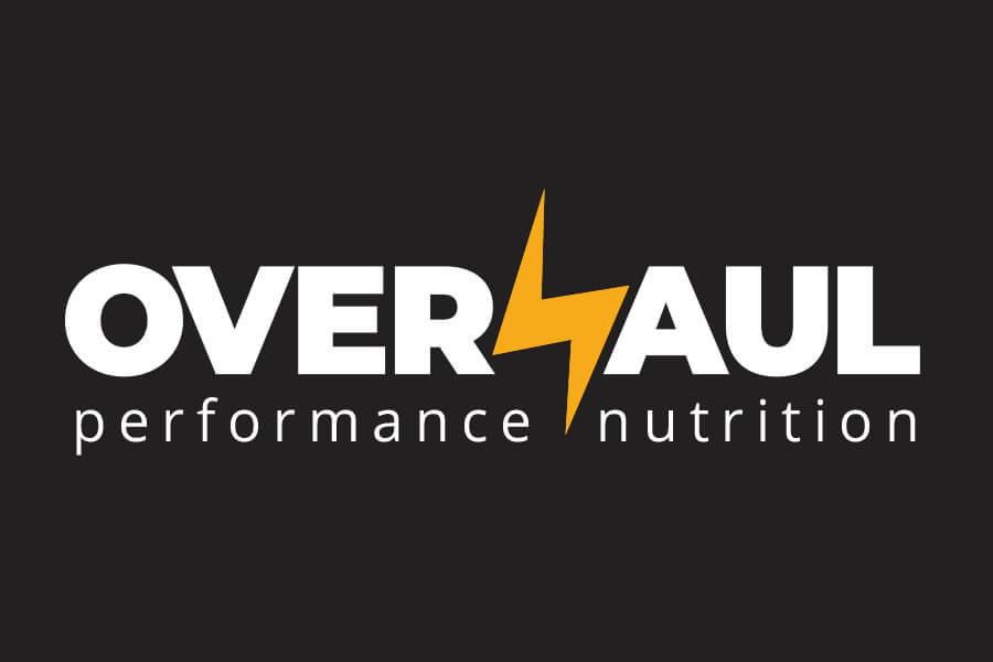 Logotipas Overhaul