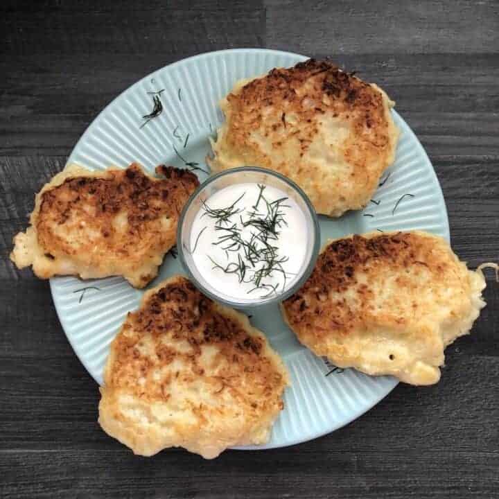 Fuczki Polish Sauerkraut Pancakes Recipe