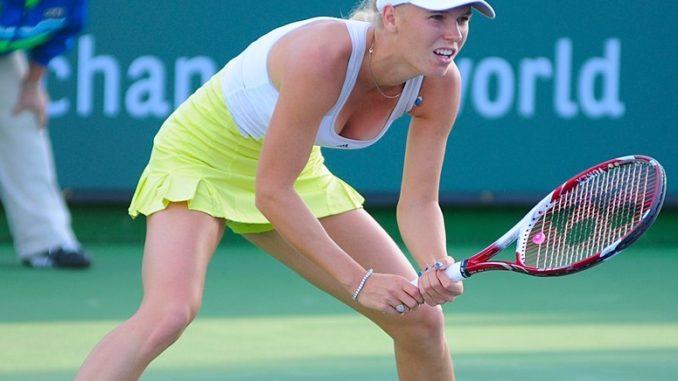 Caroline Wozniacki unhappy with Dayana Yastremska Tactics