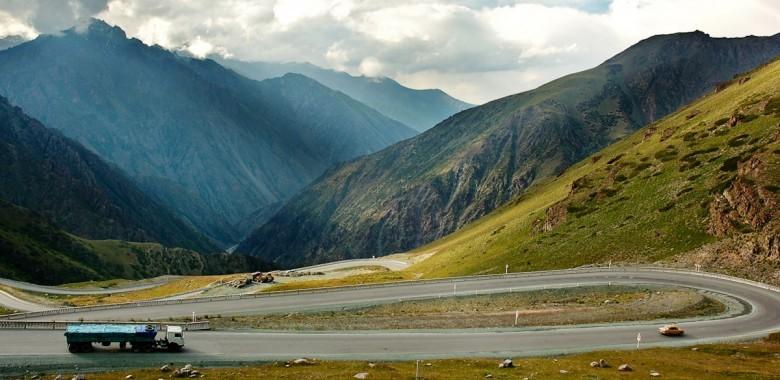 Jour 2. Bichkek – Kyzyl Oy (ca. 200 km., 5h)