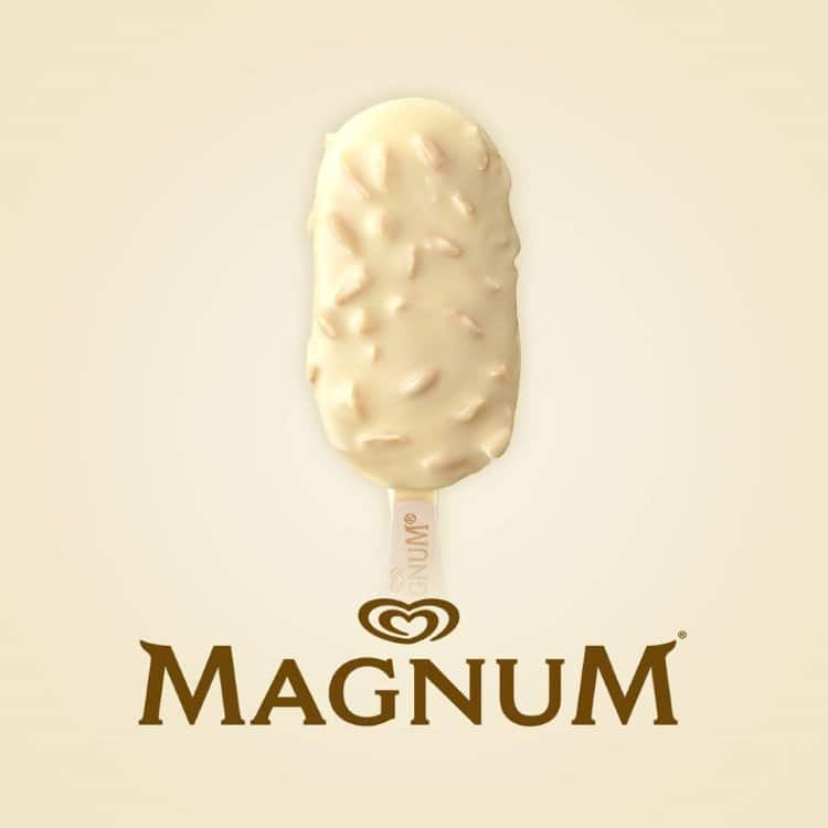 The Magnum White Chocolate Almond – Are you ready to #CelebrateWhite?