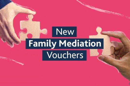 Help with your mediation costs : Mediation Voucher Scheme
