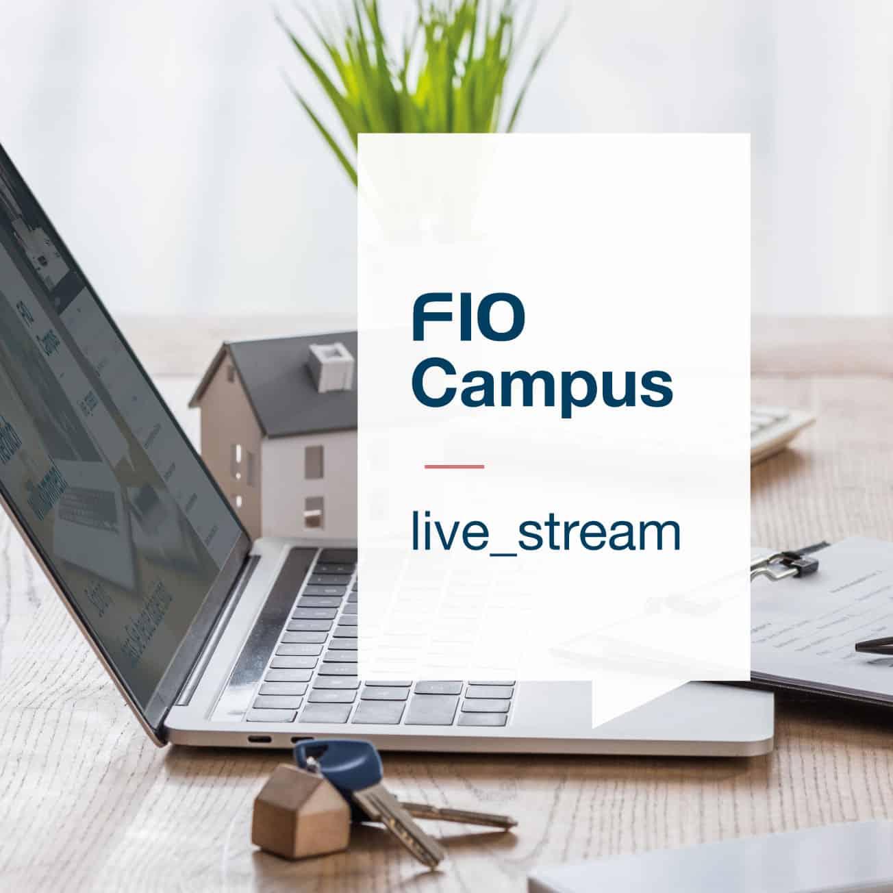 FIO Campus Live Teaser