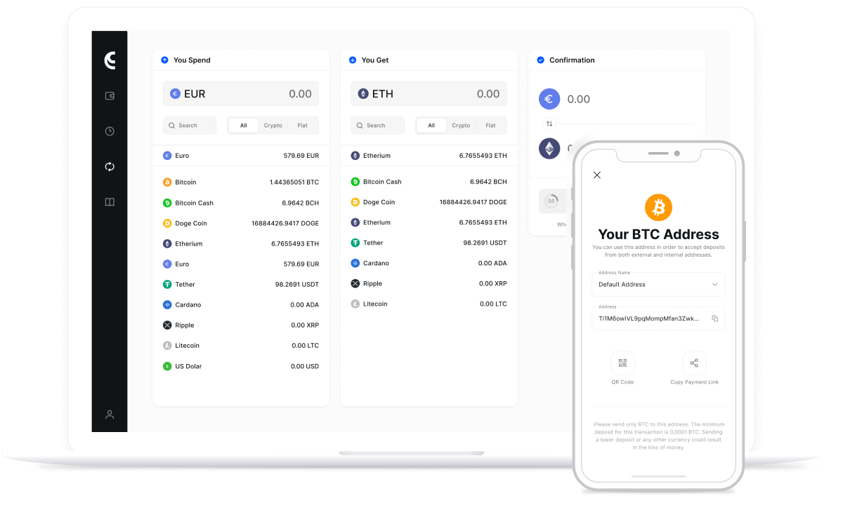 Crypto Processing Engine & Wallet Software - Image 1