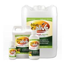 HiveAlive - wzmacnia rodziny pszczele