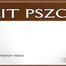Etykiety Kit Pszczeli