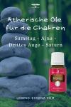 Ätherische Öle für die Chakren - Drittes Auge - Stirnchakra - Patchouli