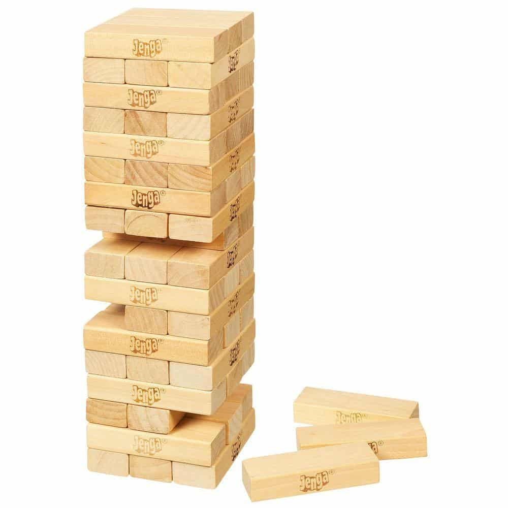 Jenga - Best Board Games to  Play on Family Game Night