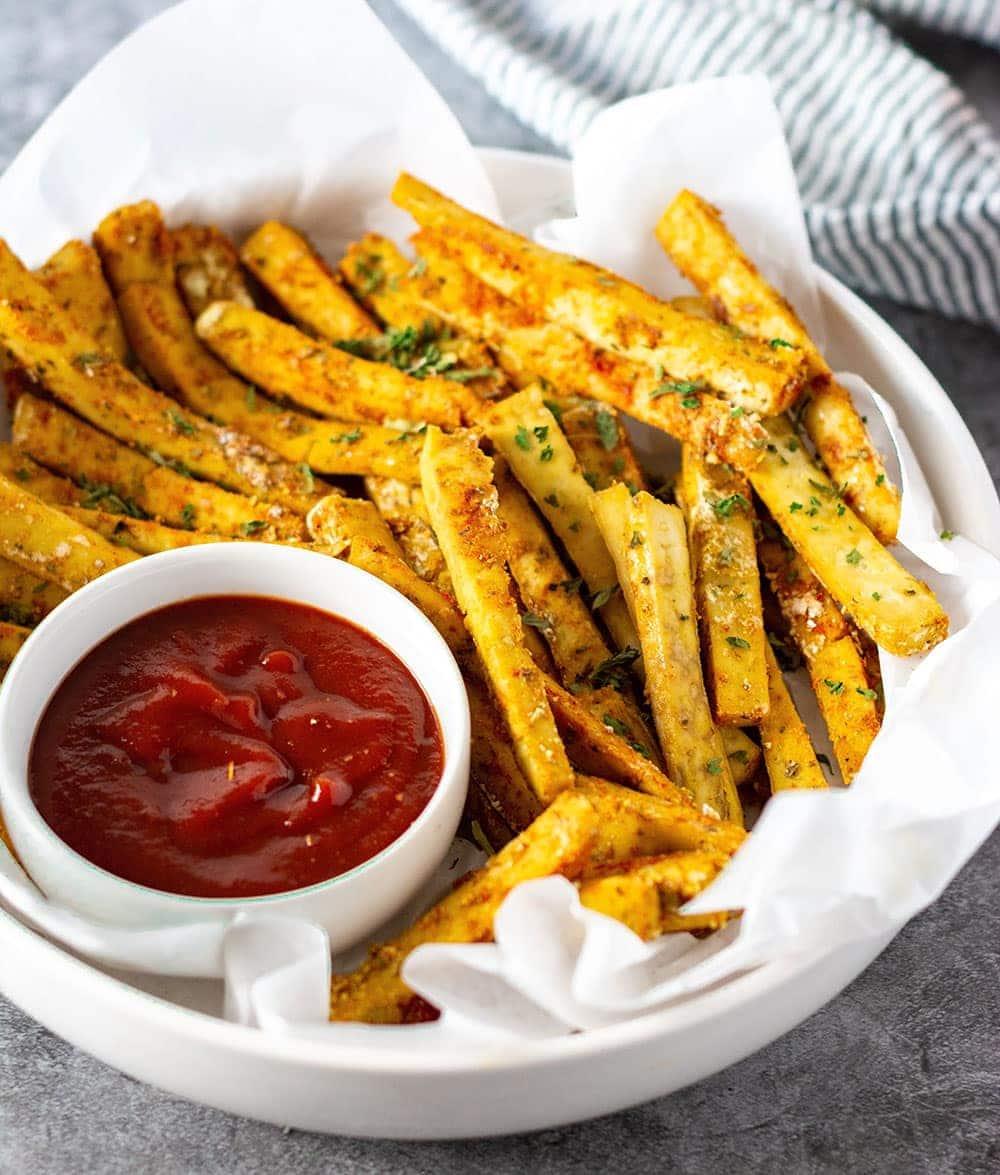 Tofu Fries Recipe