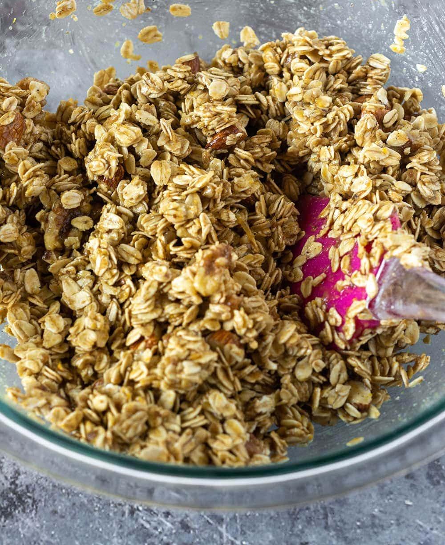 gluten-free granola mix