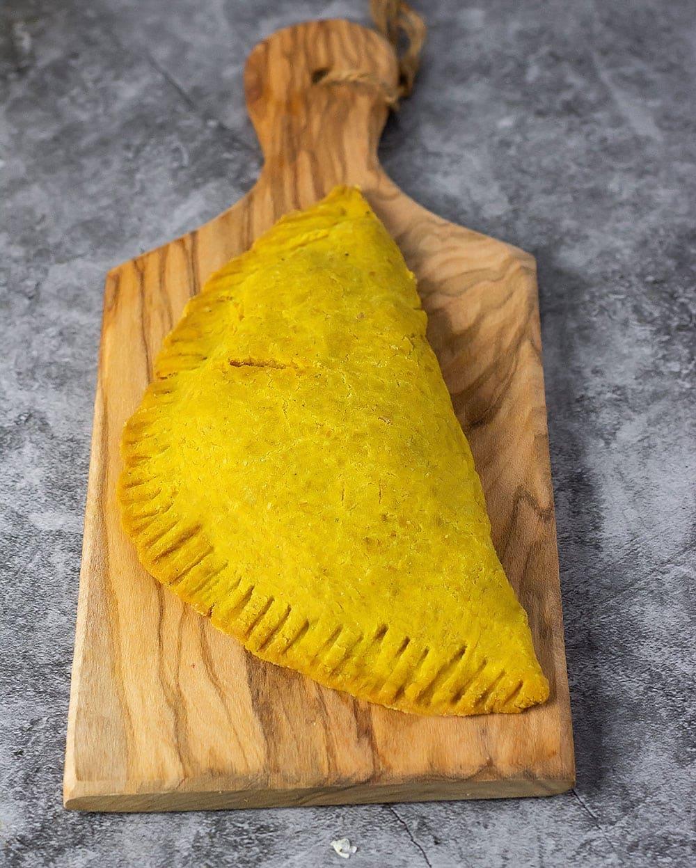 Jamaican Ackee Patty Recipe