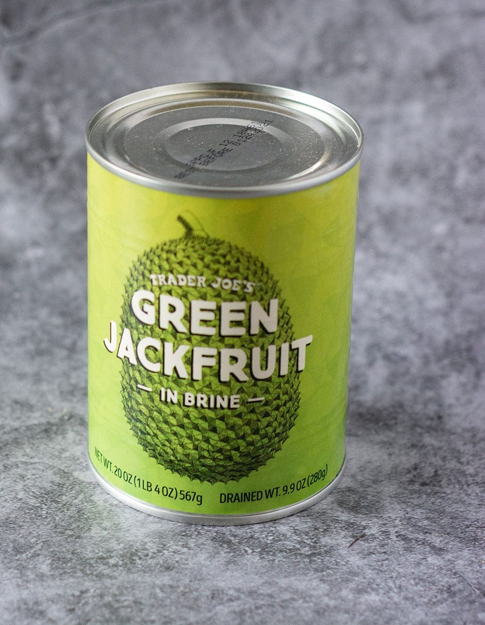 Green jackfruit for white bean stew