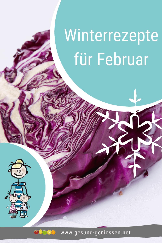 Pin Saisonkalender Februar