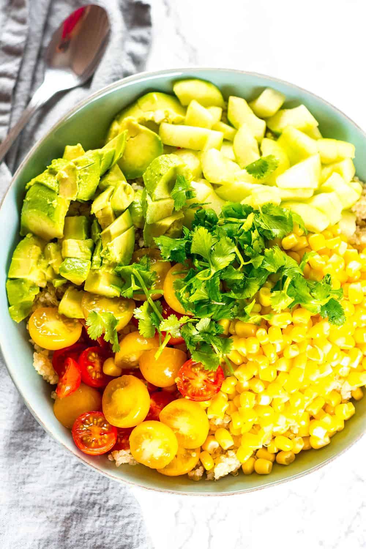 Simple Quinoa Salad Recipes