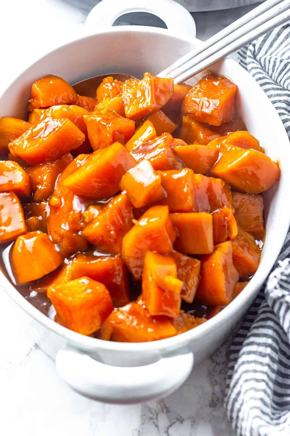 Instant Pot Candied Yam Recipe