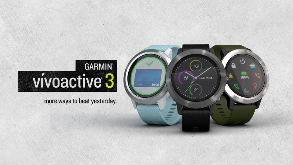 Обзор GARMIN Vivoactive 3 от бегуна 1