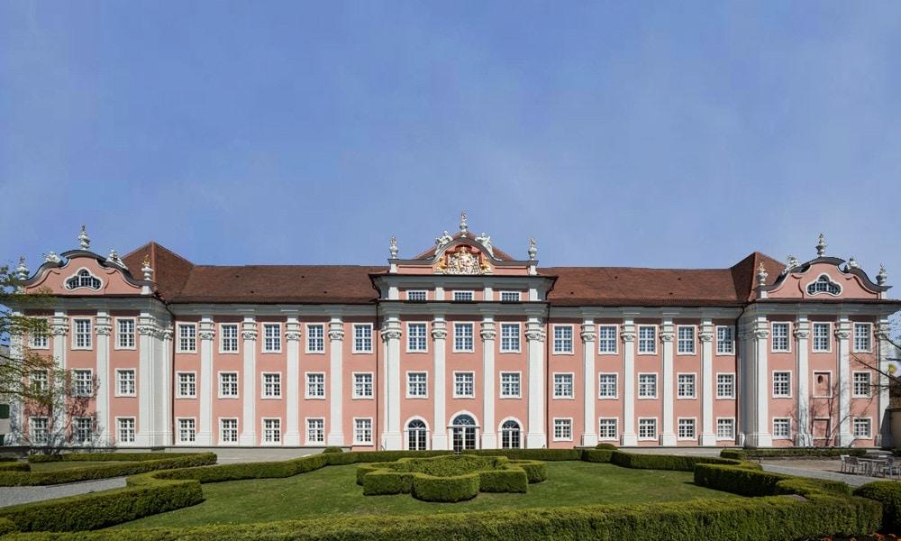 Neues Schloss, Meersburg