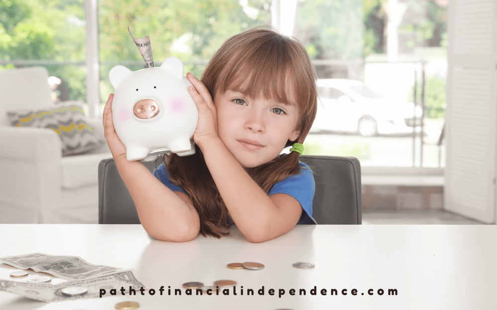 Financial Literacy for Kids - 5 Tips All Kids Should Learn as They Grow