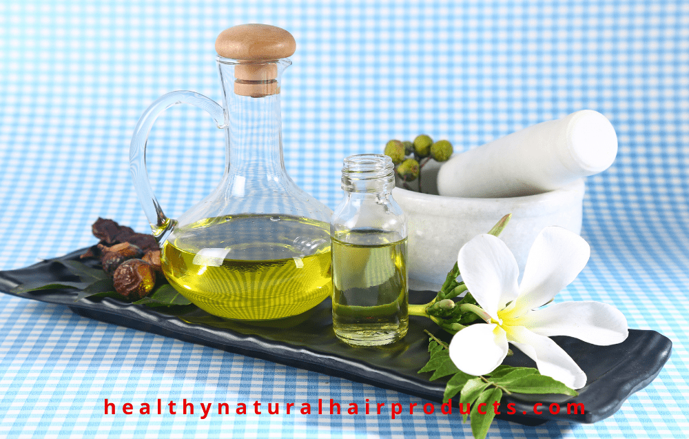 Best Hot Oil Treatment for Natural Hair