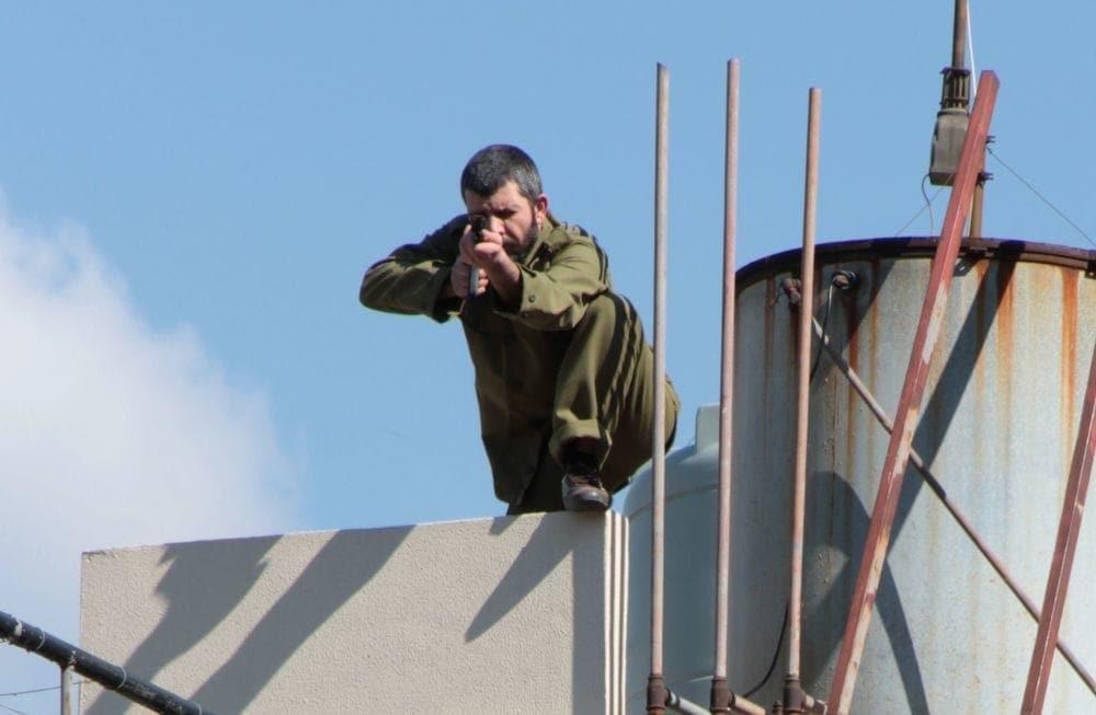 Rabih Mroué, Shooting Images, 2013