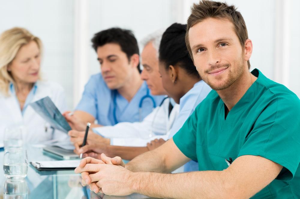 Zagraniczni lekarze w Niemczech