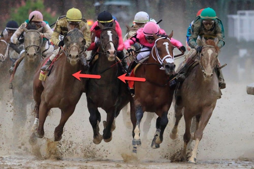 Why would a Horse be Disqualified in a horse race?