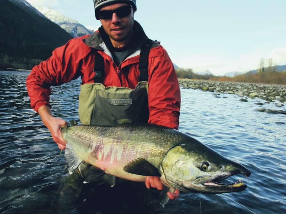Squamish Chum Fishing