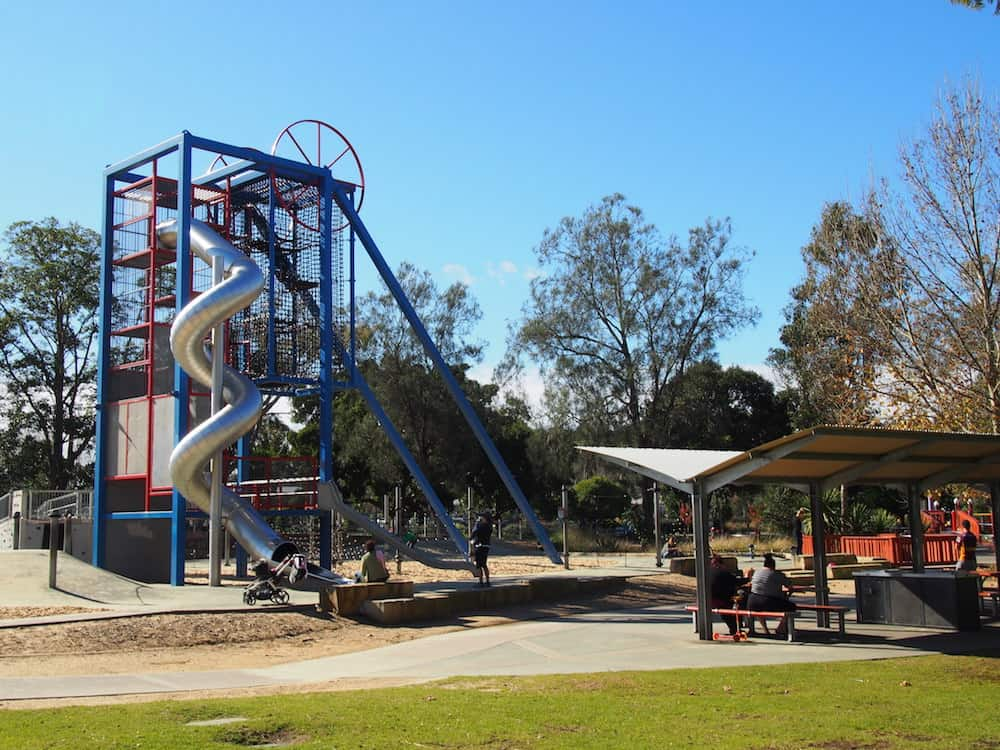 Speers Point Park Picnic