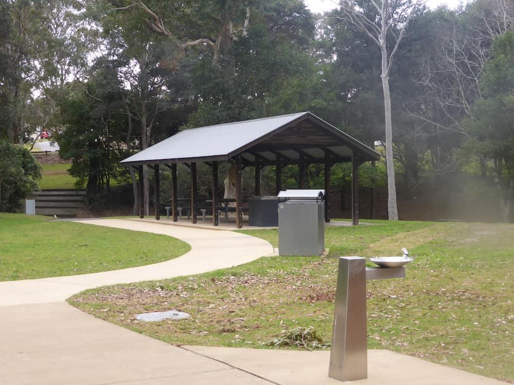 Picnic Spot Jesmond Park Newcastle