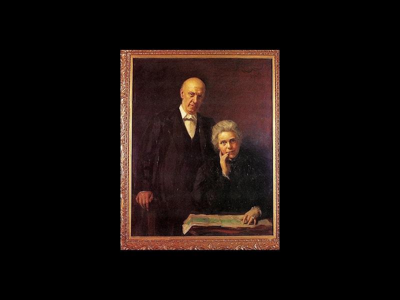 Henrietta Barnett and Samuel Barnett