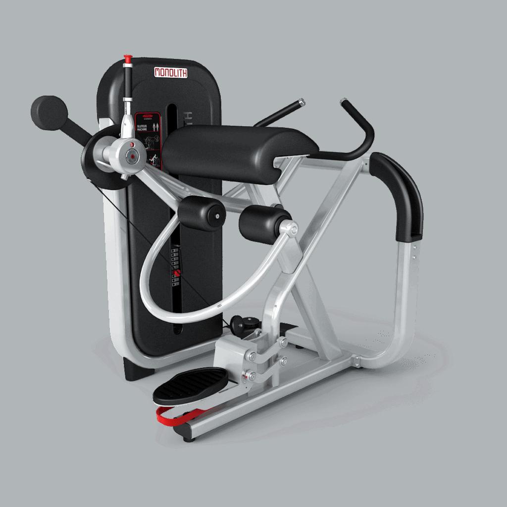 Gluteus Machine