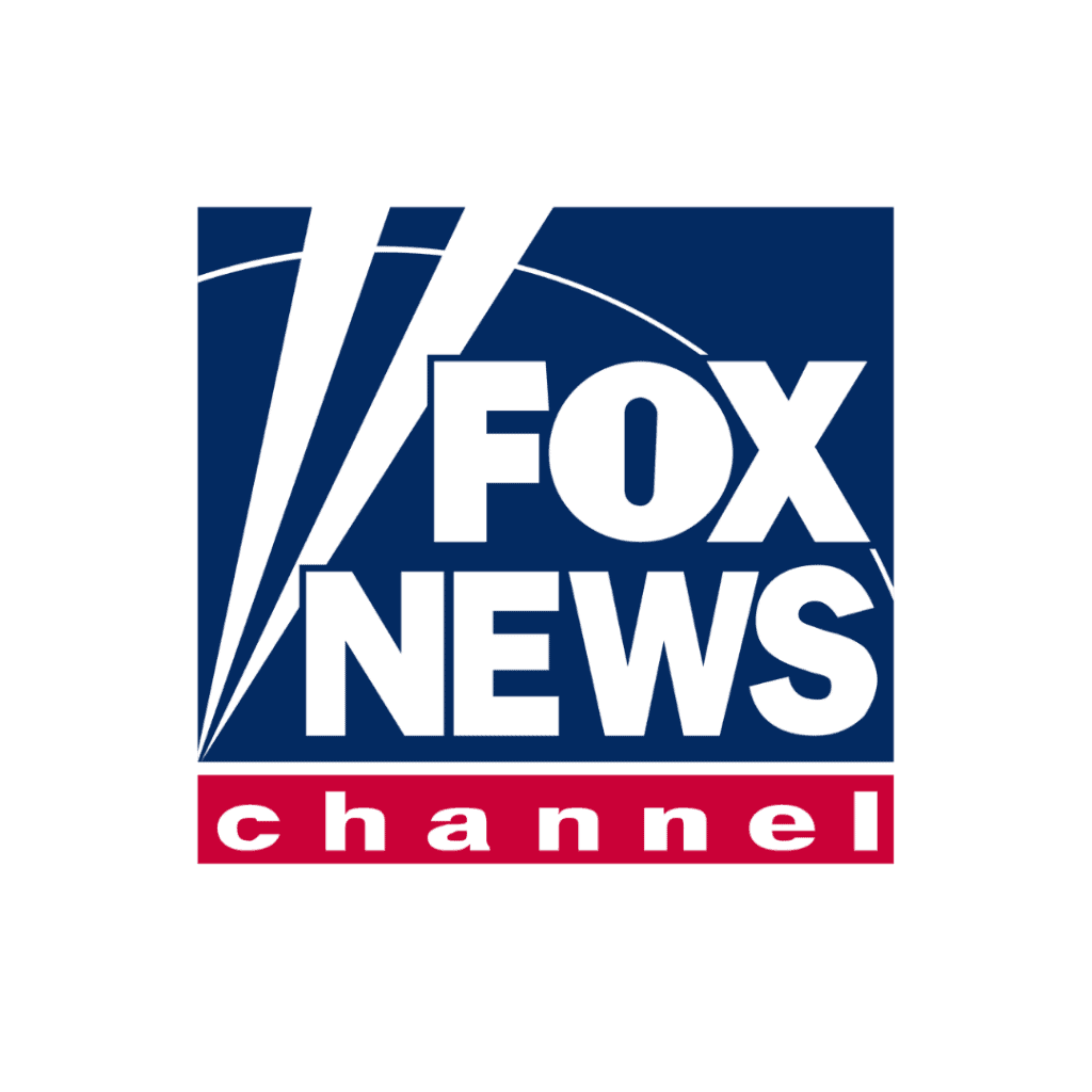 Fox News Logo link to an article featuring Dr. Pia Lieb on FOX