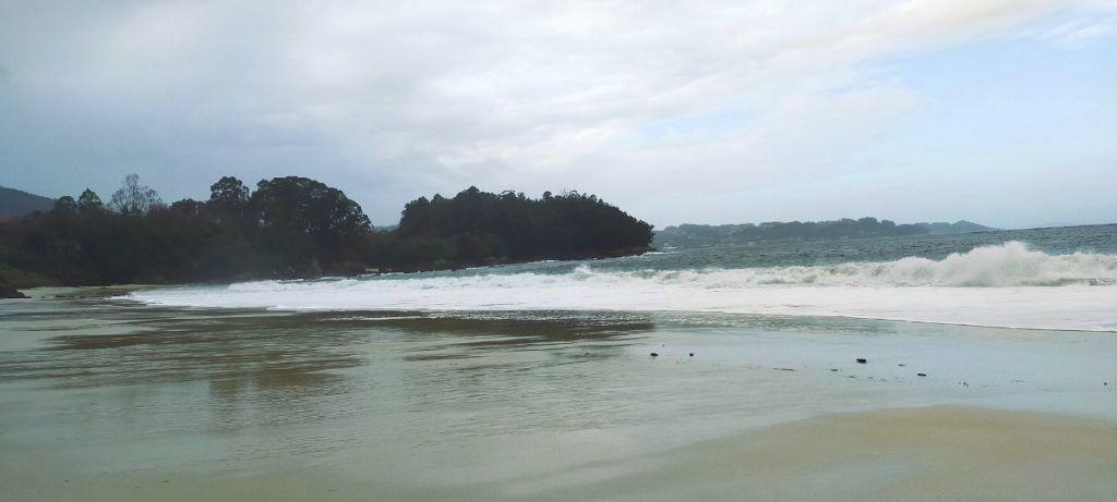 El empuje milenario de las olas