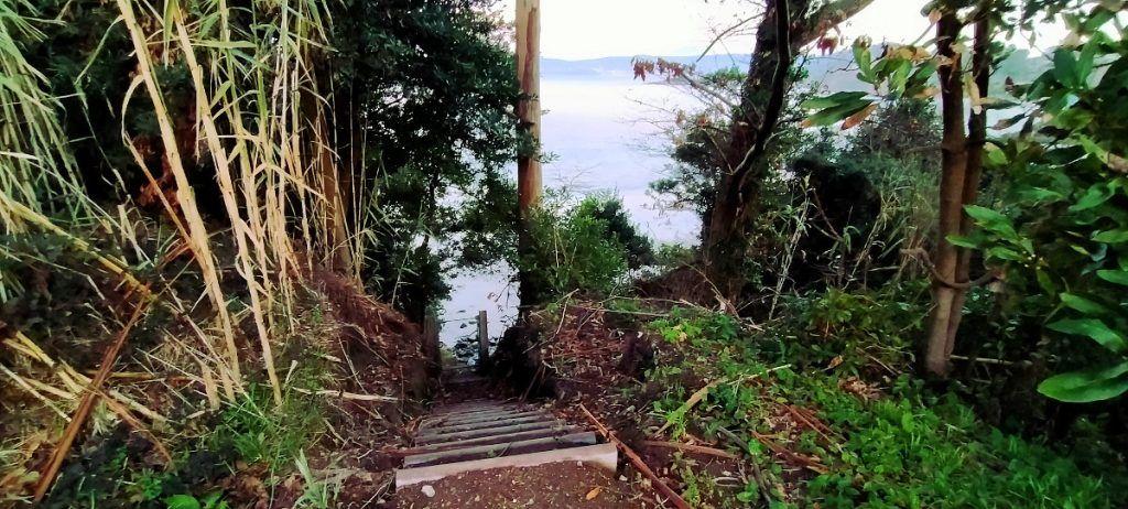 Antiguo acceso a Muíño Vello